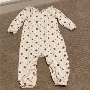 Gap baby pant romper